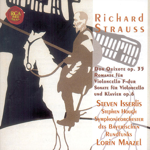 R.Strauss: Don Quixote - Complete Works for Violoncello by Richard Strauss