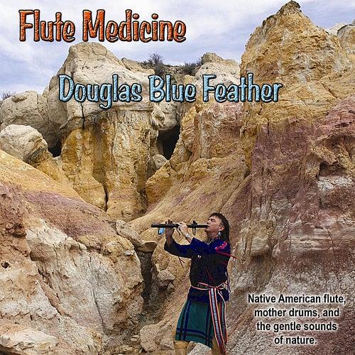 Flute Medicine by Douglas Blue Feather