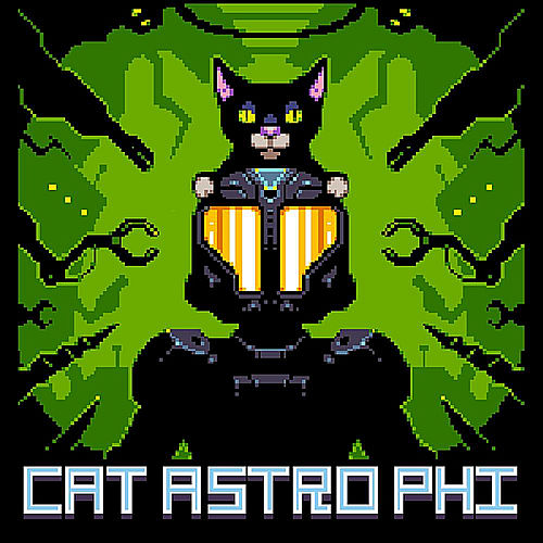 Cat Astro Phi by disasterPEACE