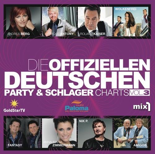 Die (offiziellen) Deutschen Party- & Schlager Charts, Vol. 3 von Various Artists