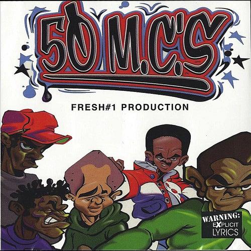 50 Mc's van DJ Fresh
