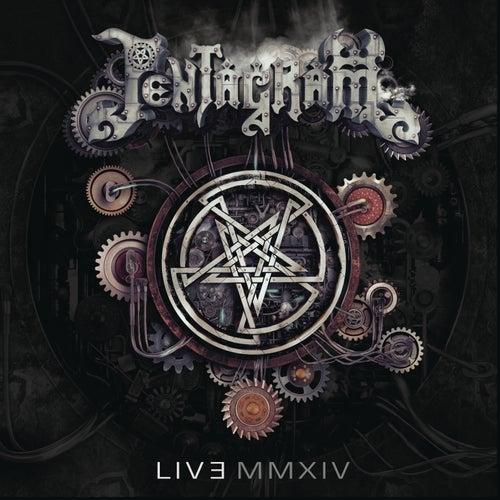 Live MMXIV de Pentagram