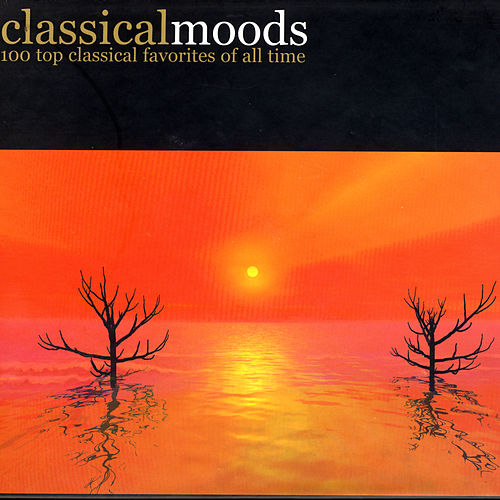 Classical Moods - 100 Top Classical Favorites Of All Time de Various Artists