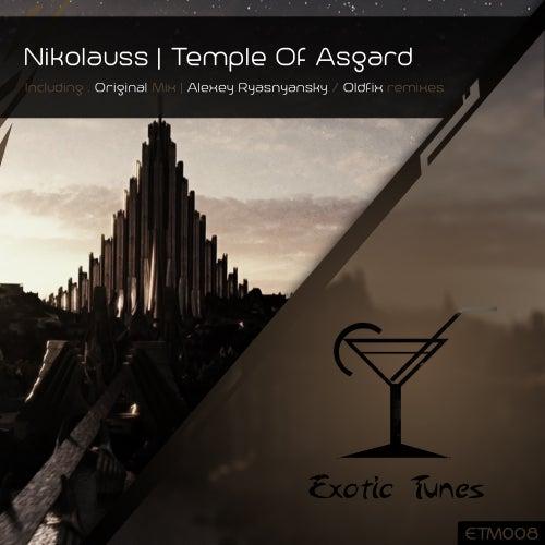 Temple Of Asgard von Nikolauss