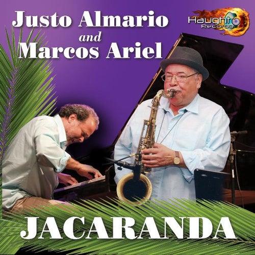 Jacaranda by Justo Almario