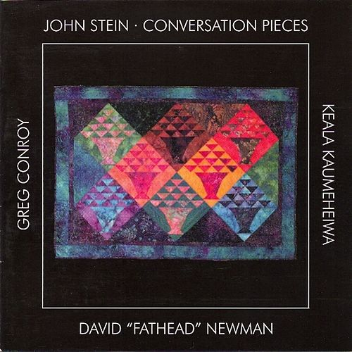 Conversation Pieces de John Stein