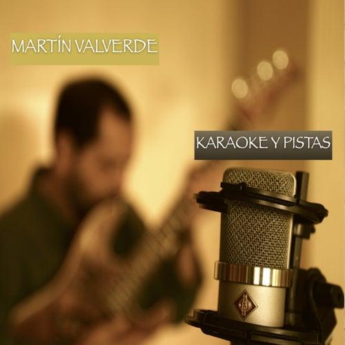 Karaoke y Pistas de Martin Valverde