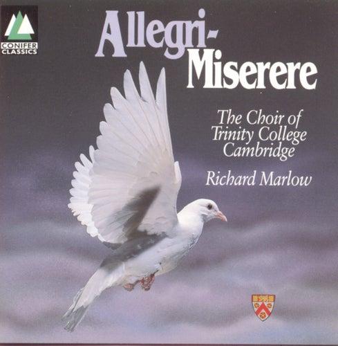 Allegri - Miserere von Choir Of Trinity College