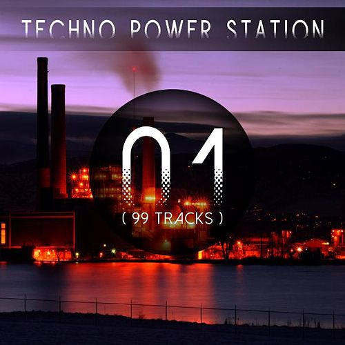 Techno Power Station, Vol. 1 (99 Tracks) by Various Artists