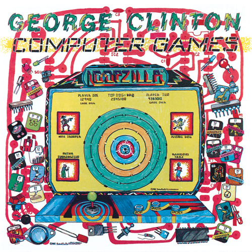 Computer Games de George Clinton