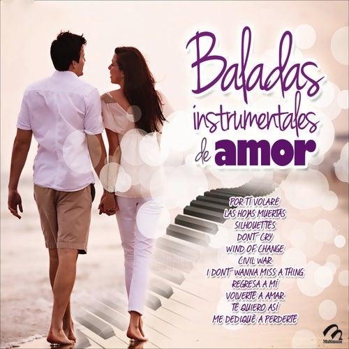 Baladas Instrumentales de Amor de Benjamín Rojas