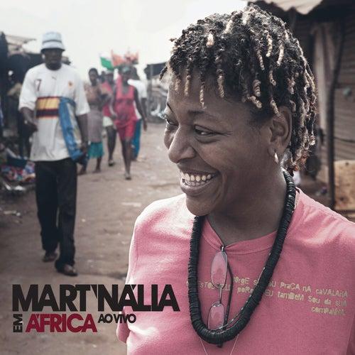 Em África de Mart'nália