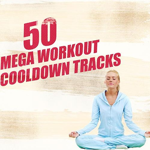50 Mega Workout Cool Down Tracks von Various Artists