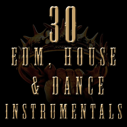 30 EDM, House & Dance Instrumentals von The Streets