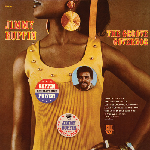 The Groove Governor de Jimmy Ruffin