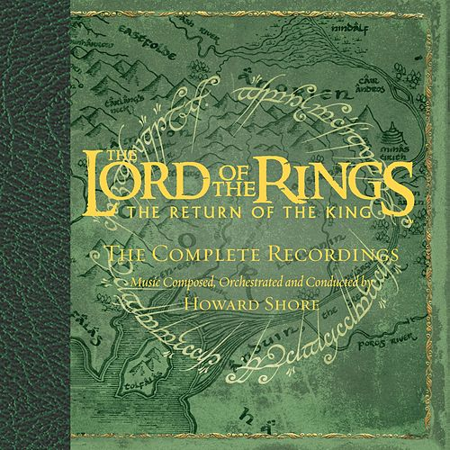 The Lord of the Rings - The Return of the King - The Complete Recordings (Limited Edition) de Howard Shore