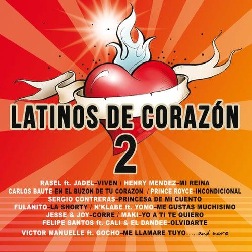 Latinos de Corazón (Vol. 2) von Various Artists