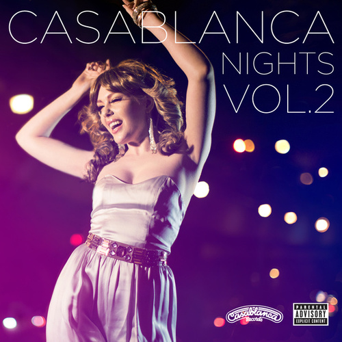 Casablanca Nights Vol. 2 by Various Artists
