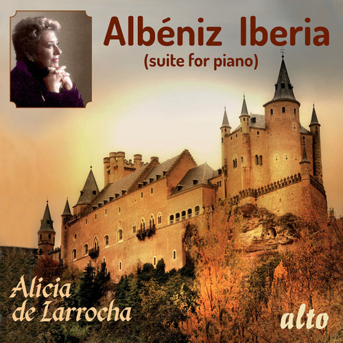 Albeniz: Iberia (suite for piano) de Alicia De Larrocha