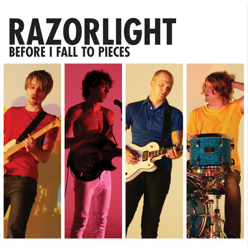 Hold On by Razorlight