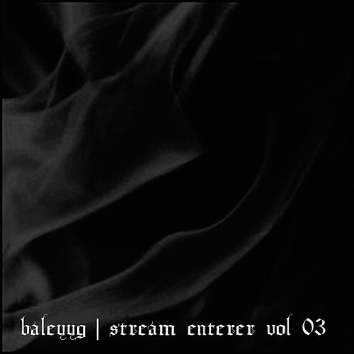 Stream Enterer, Vol. 3 by Jarboe
