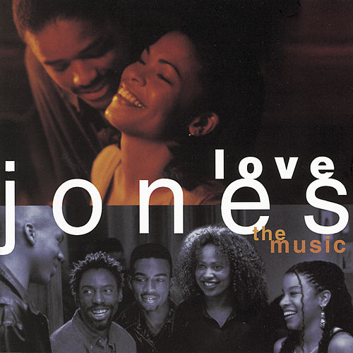 Love Jones The Music by Various Artists