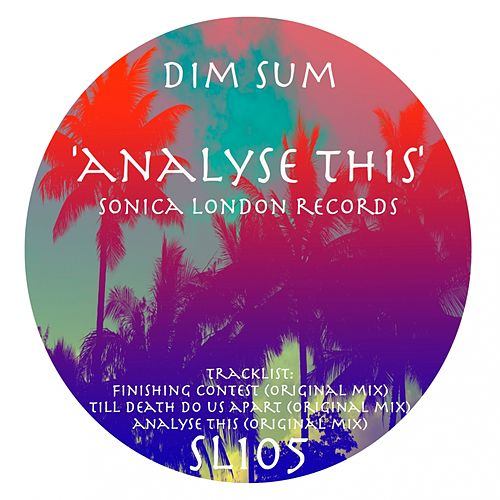 Analyse This - Single by Dim Sum