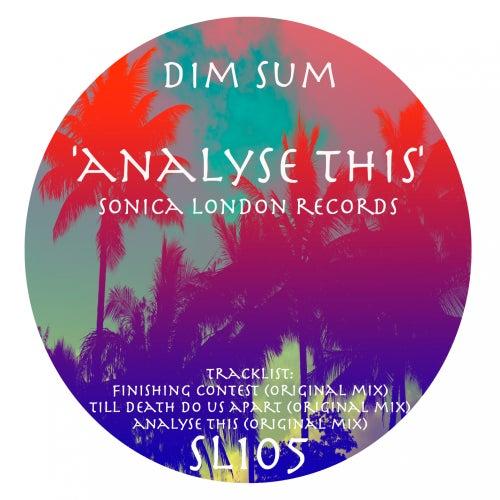 Analyse This - Single by Dim Sum