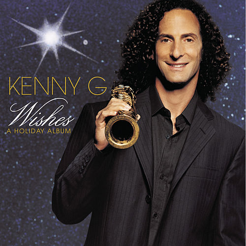 Wishes A Holiday Album by Kenny G