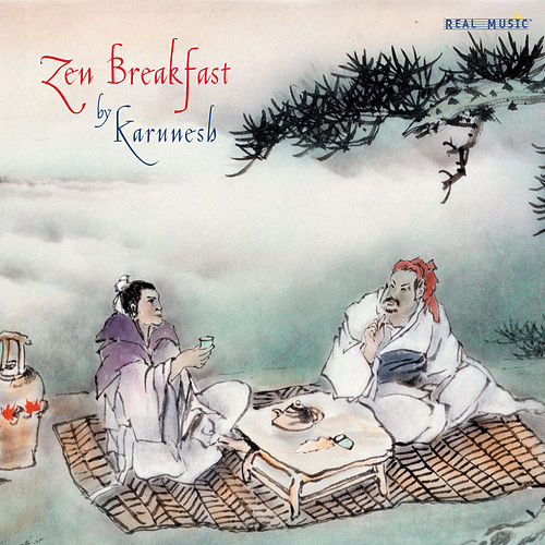 Zen Breakfast by Karunesh