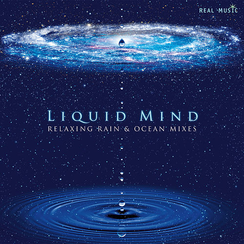 Relaxing Rain & Ocean Mixes de Liquid Mind