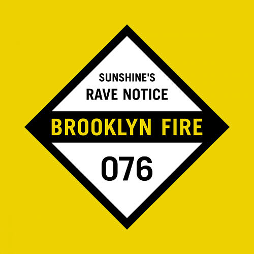 Sunshine's Rave Notice by Various Artists