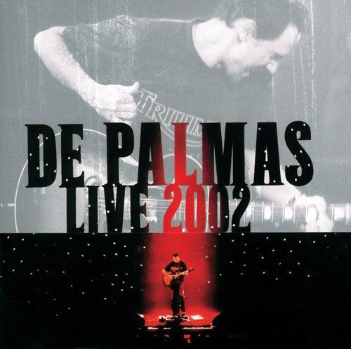 Live 2002 von Gerald De Palmas