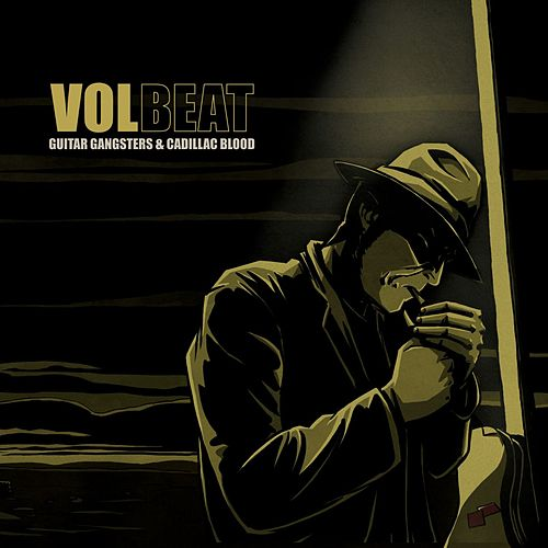 Guitar Gangsters & Cadillac Blood von Volbeat
