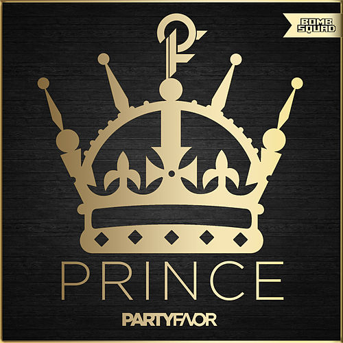 Prince by Party Favor