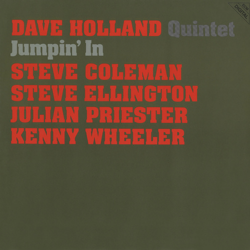 Jumpin' In by Dave Holland