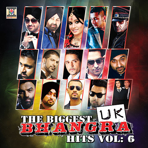 The Biggest UK Bhangra Hits, Vol. 6 by Various Artists
