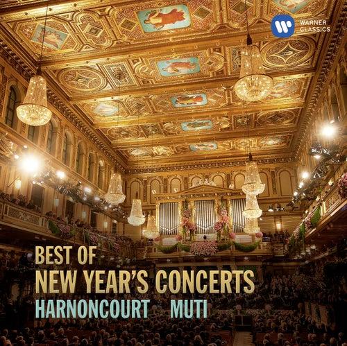 Best of New Year's Concerts - Neujahrskonzerte by Nikolaus Harnoncourt
