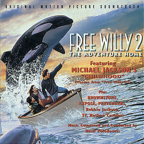 FREE WILLY 2: THE ADVENTURE HOME  ORIGINAL MOTION PICTURE SOUNDTRACK de Original Motion Picture Soundtrack