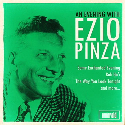 An Evening with Ezio Pinza de Ezio Pinza