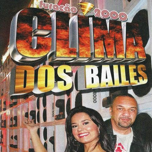 Clima dos Bailes (Ao Vivo) de Various Artists