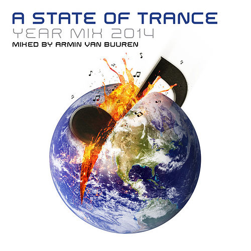 A State of Trance Year Mix 2014 (Mixed by Armin van Buuren) von Various Artists