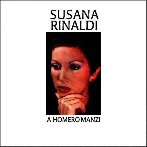 A Homero Manzi de Susana Rinaldi
