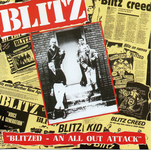 Blitzed: An All Out Attack de Blitz