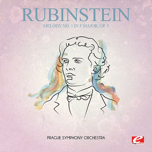 Rubinstein: Melody No. 1 in F Major, Op. 3 (Digitally Remastered) by Prague Symphony Orchestra