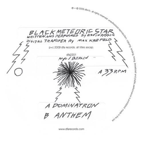 Dominatron / Anthem von Black Meteoric Star