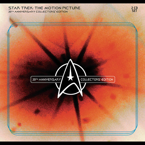 Star Trek: The Motion Picture (Original Soundtrack--20th Anniversary Collectors' Edition) / Inside Star Trek de Jerry Goldsmith