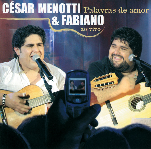 Palavras De Amor de César Menotti & Fabiano