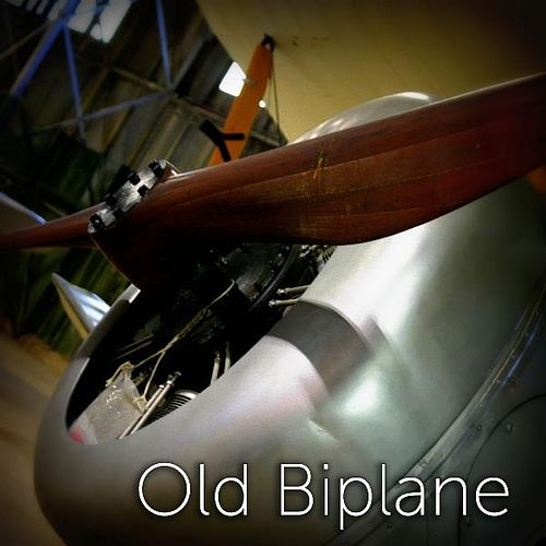 Old Biplane Sound by Tmsoft's White Noise Sleep Sounds : Napster