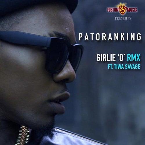 Girlie 'O' (Remix) [feat. Tiwa Savage] von Patoranking